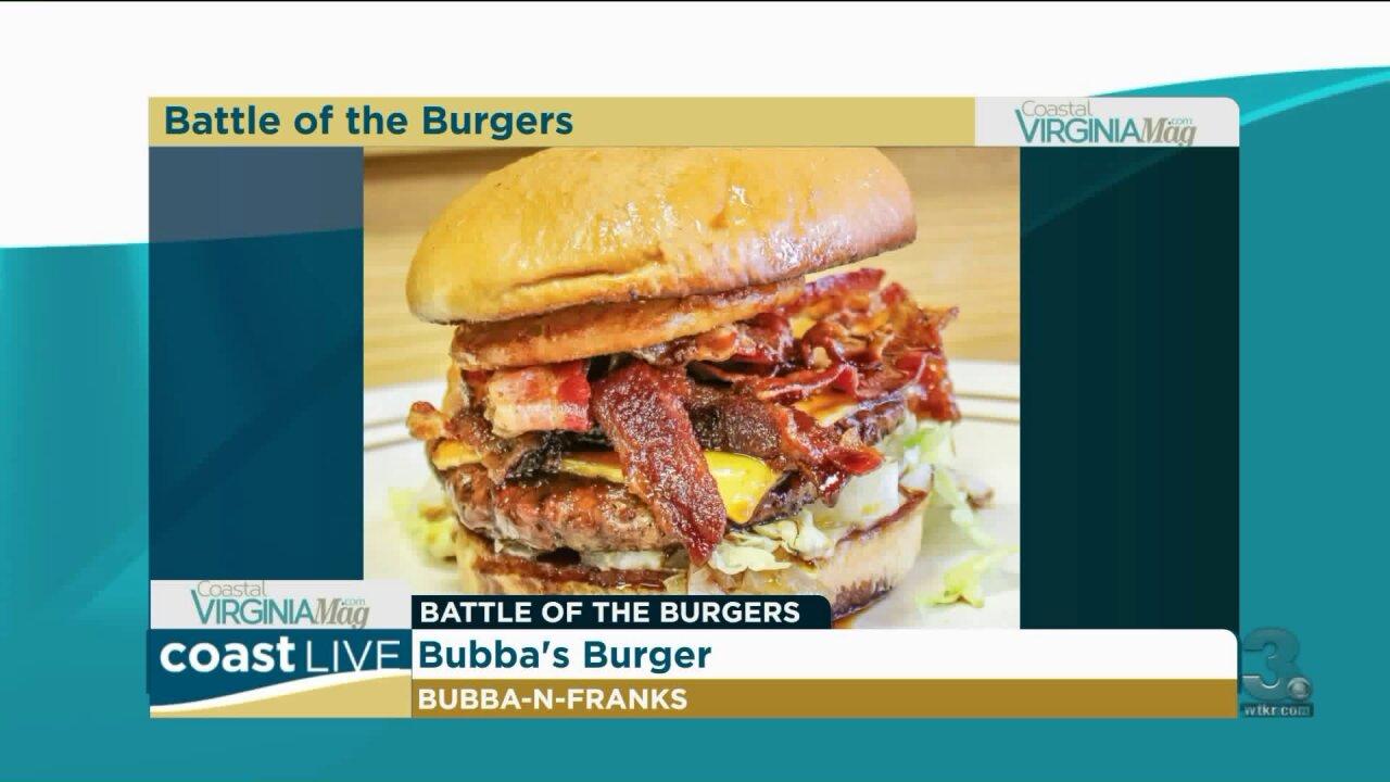 Battling for the best burger on the Peninsula on CoastLive