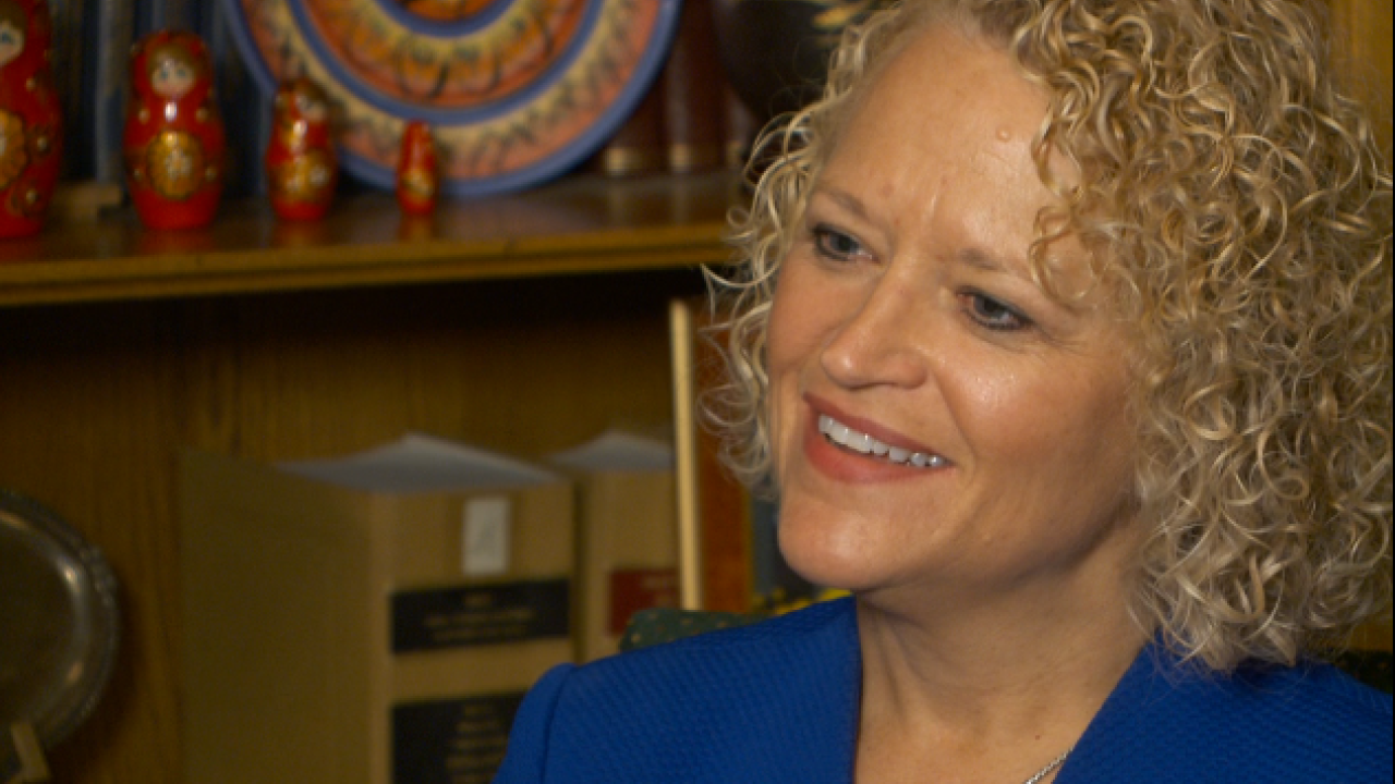 Mayor Jackie Biskupski to seek re-election, push affordable housing, climate change and transit issues