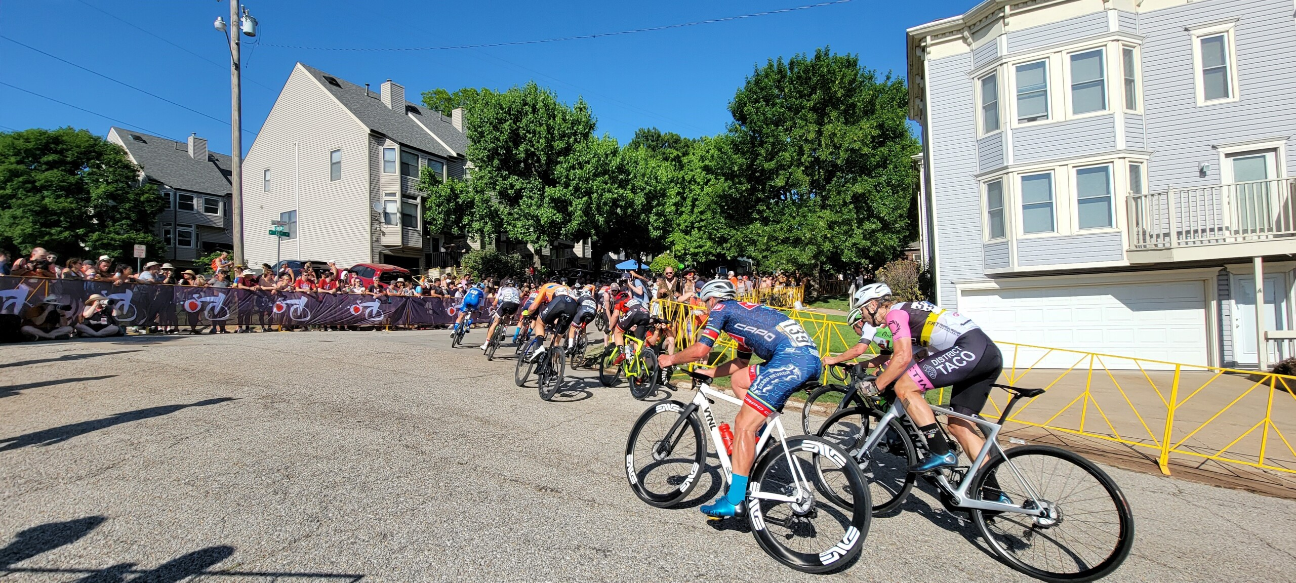 Tulsa Tough riders taking on Cry Baby Hill