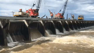 Army Corps opens Bonnet Carre Spillway on Wednesday