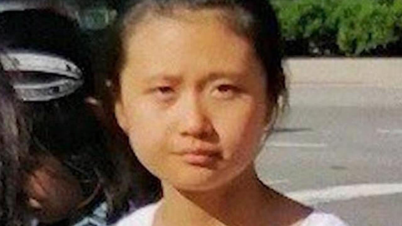 Chinese girl missing from Washington, DC airport found in New York City