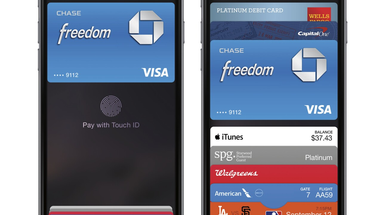 Apple Pay is launching on Monday