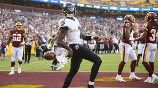 Ravens Washington Football