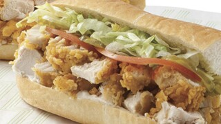 Publix Chicken Tender Subs on sale for $6.99 starting Thursday