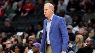John_Beilein_Cleveland Cavaliers v Washington Wizards