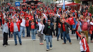 MAP: Reds Opening Day block parties will mean some street closures