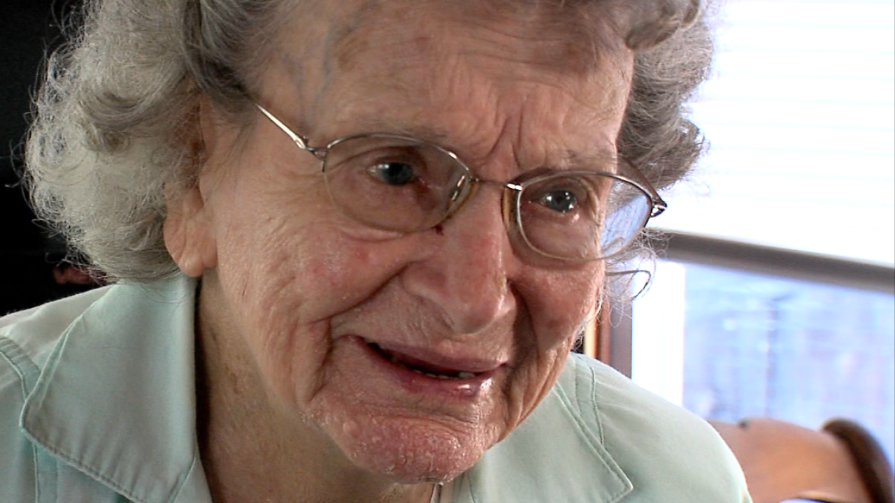 98-year-old eviction