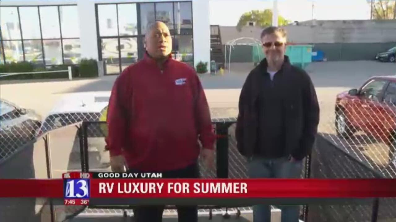 Big Budah at Legacy RVCenter
