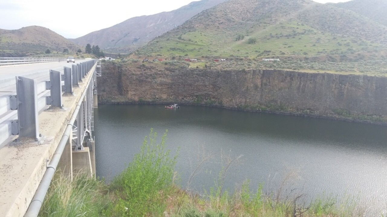 UPDATE: Three dead in Lucky Peak accident