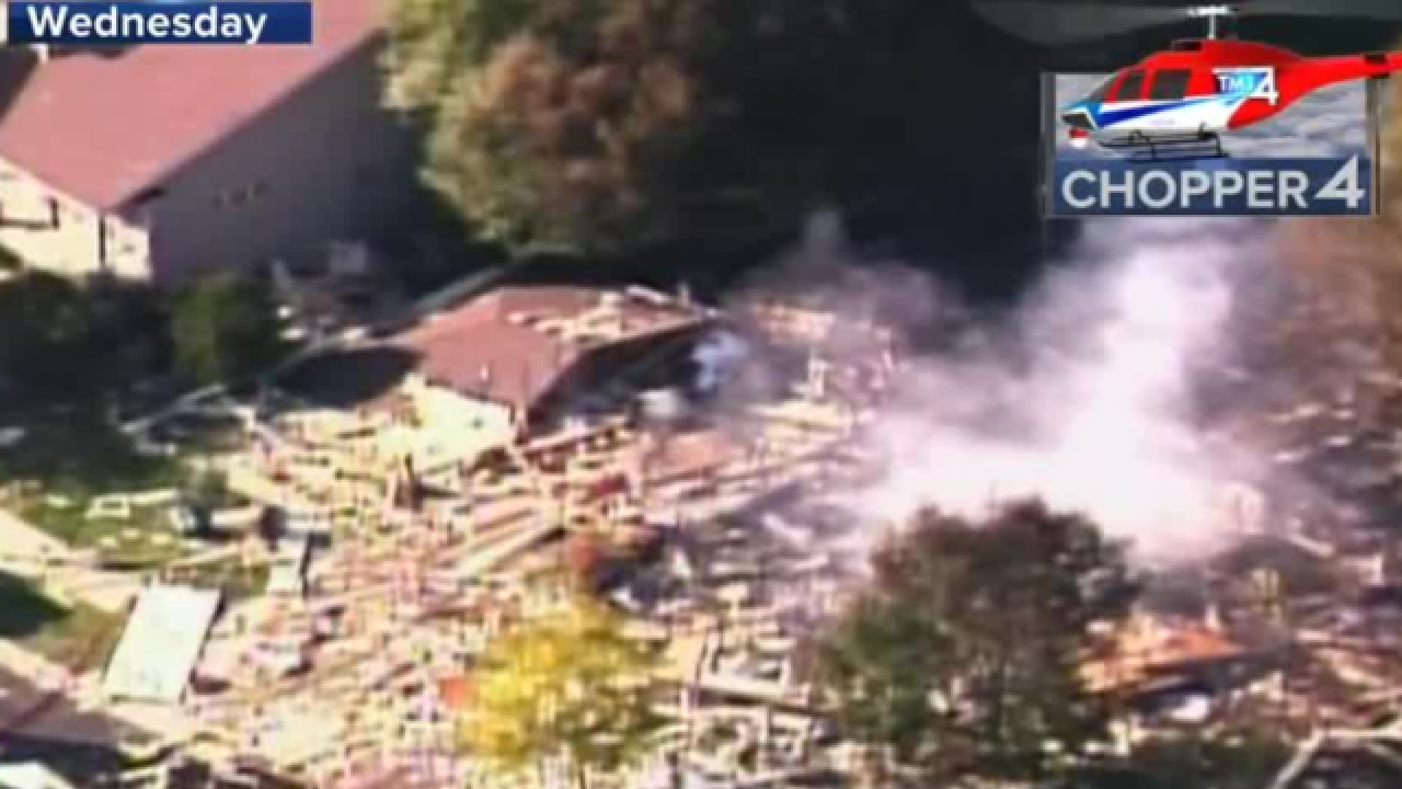 Officials release name of Madison explosion victim, call