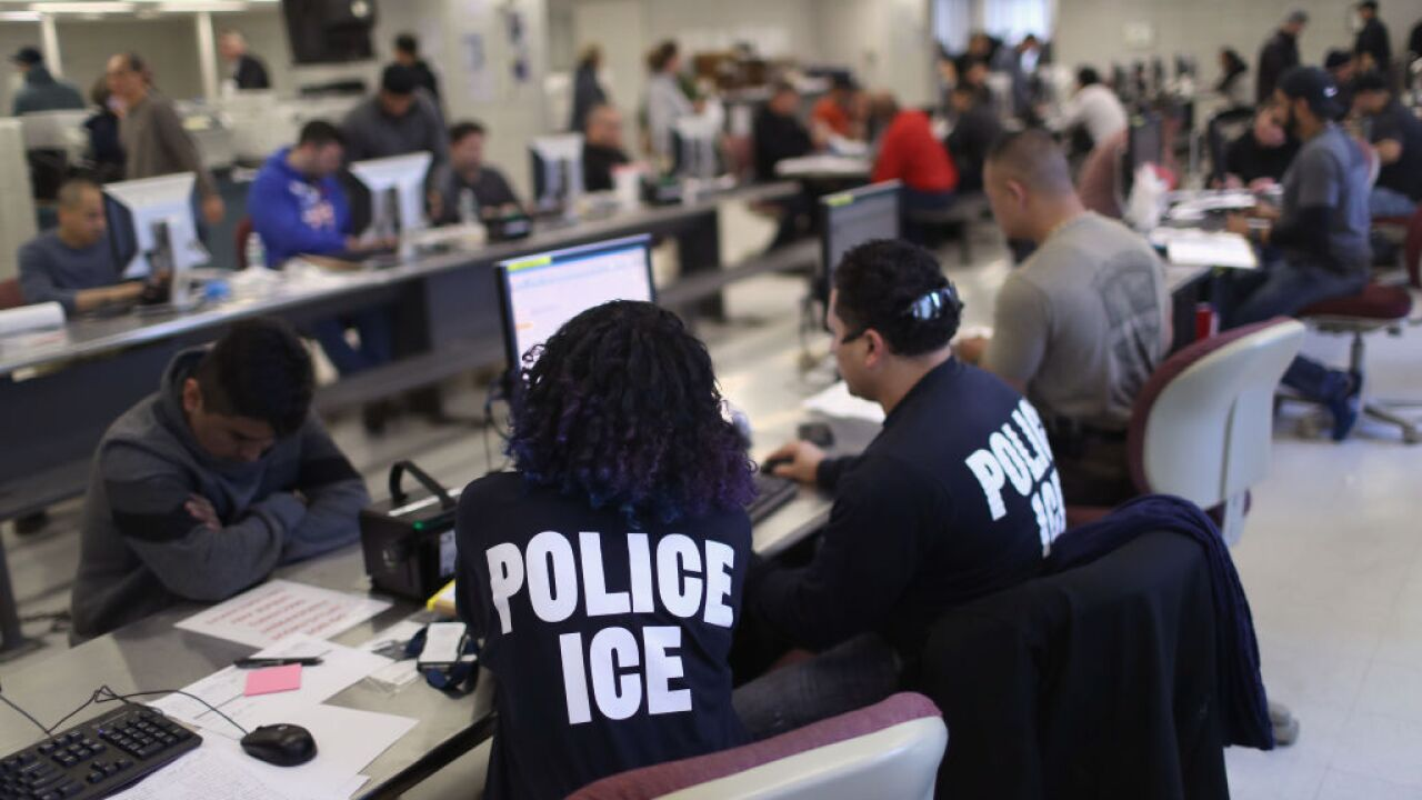FBI investigating shots fired at ICE offices in San Antonio