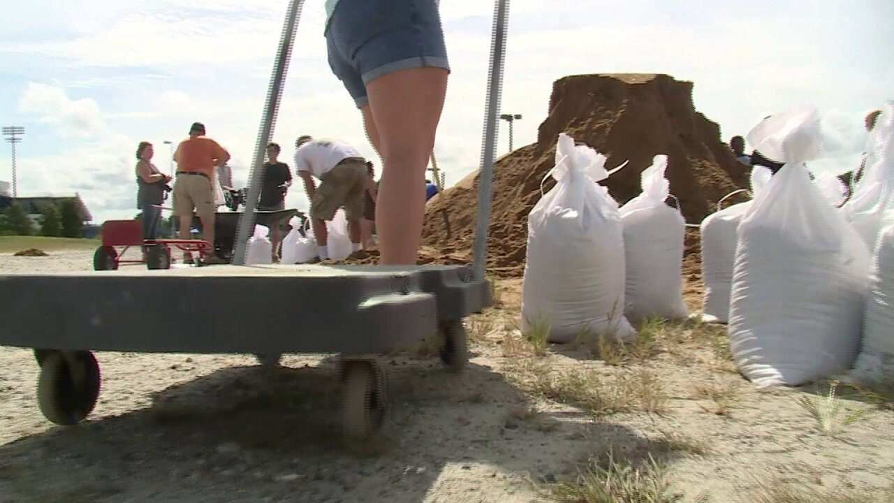 Evacuations ordered for parts of Virginia Beach ahead of HurricaneDorian