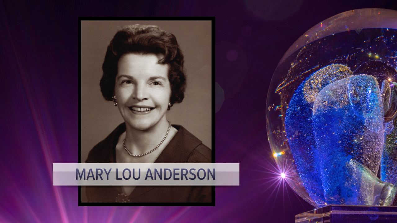 Mary Lou Anderson, Colorado Women's Hall of Fame