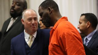 R. Kelly denied bail in New York