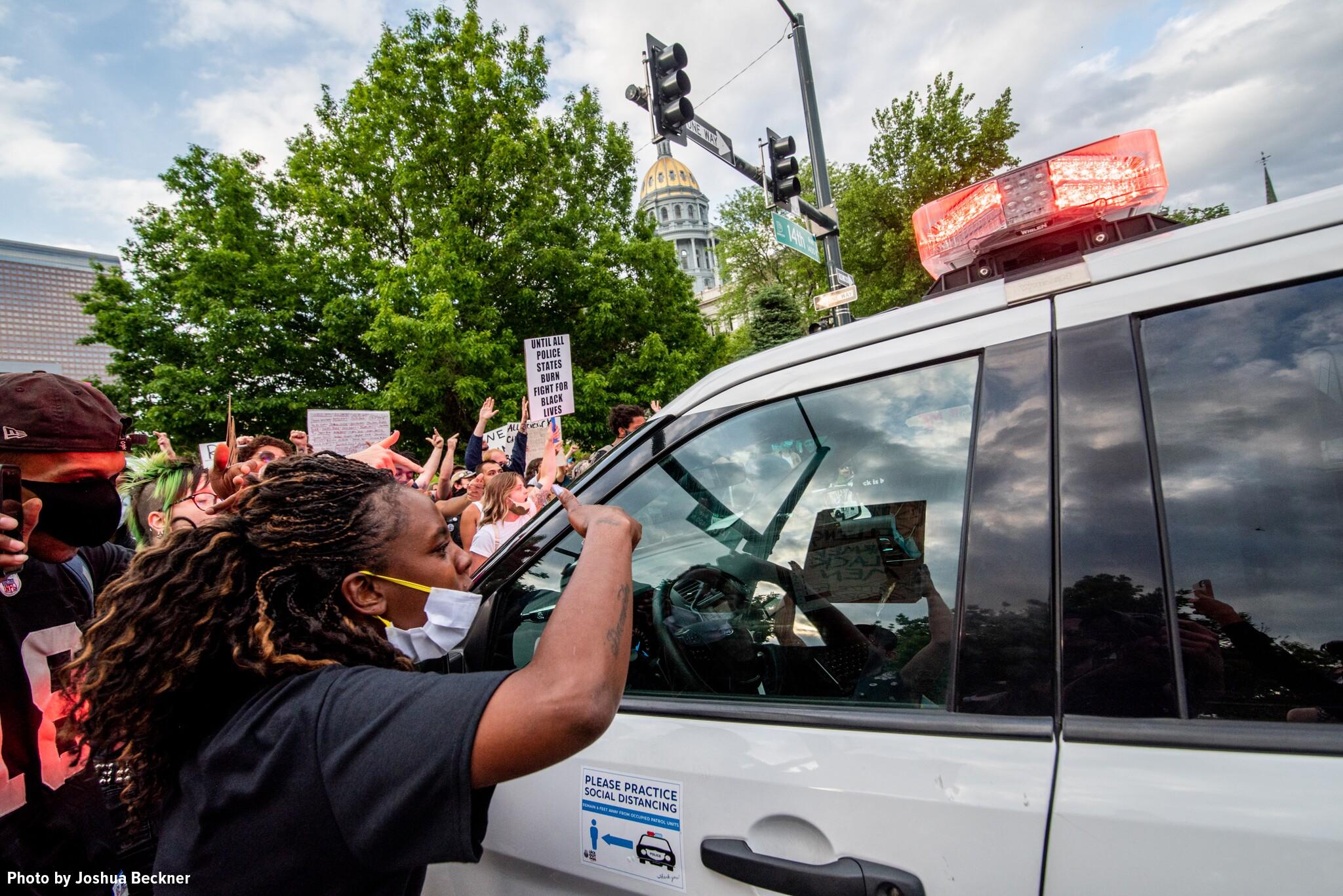 Denver's George Floyd protest_May 28 2020_Joshua Beckner 4