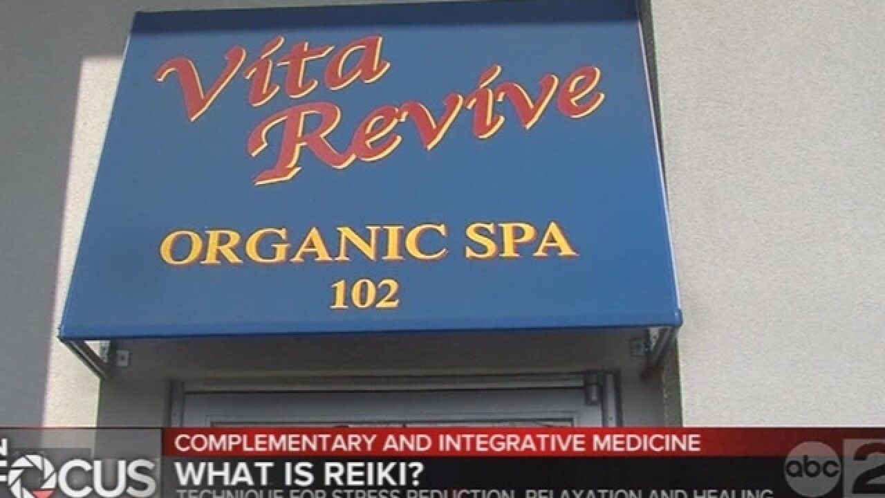 Reiki: Can relaxation really heal?