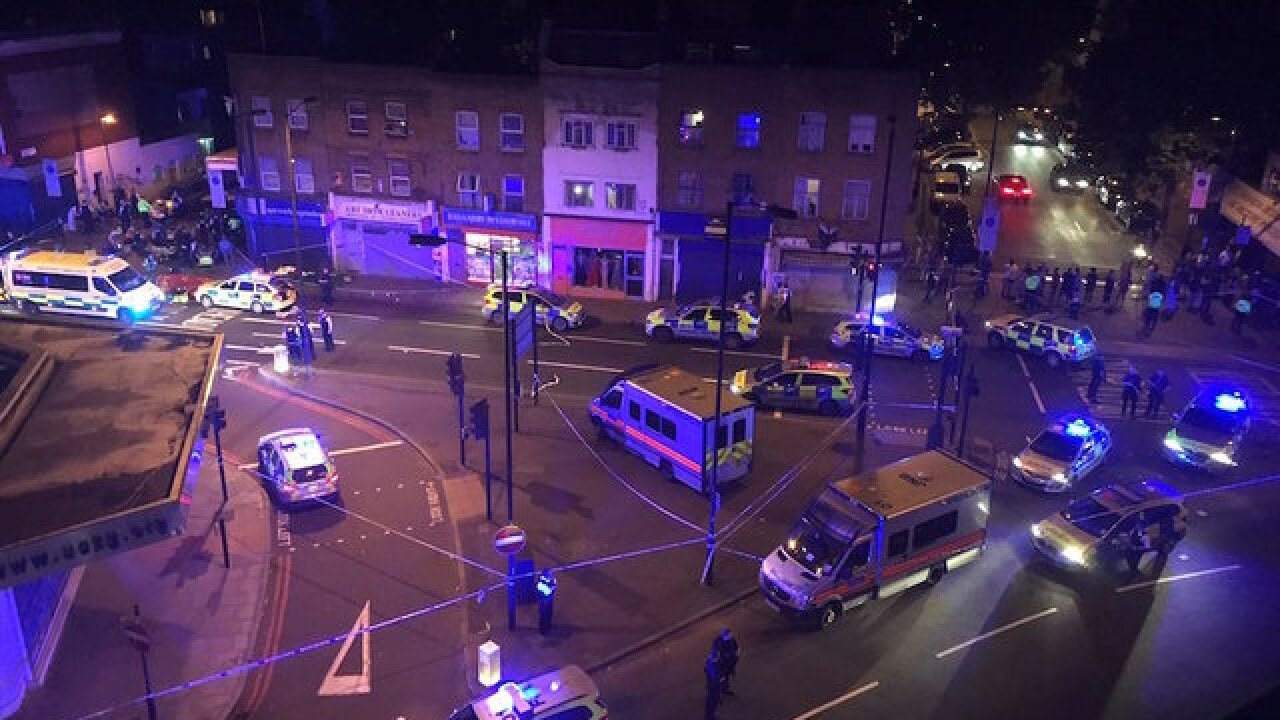 'Do not touch him': Imam protected London car attacker from angry mob