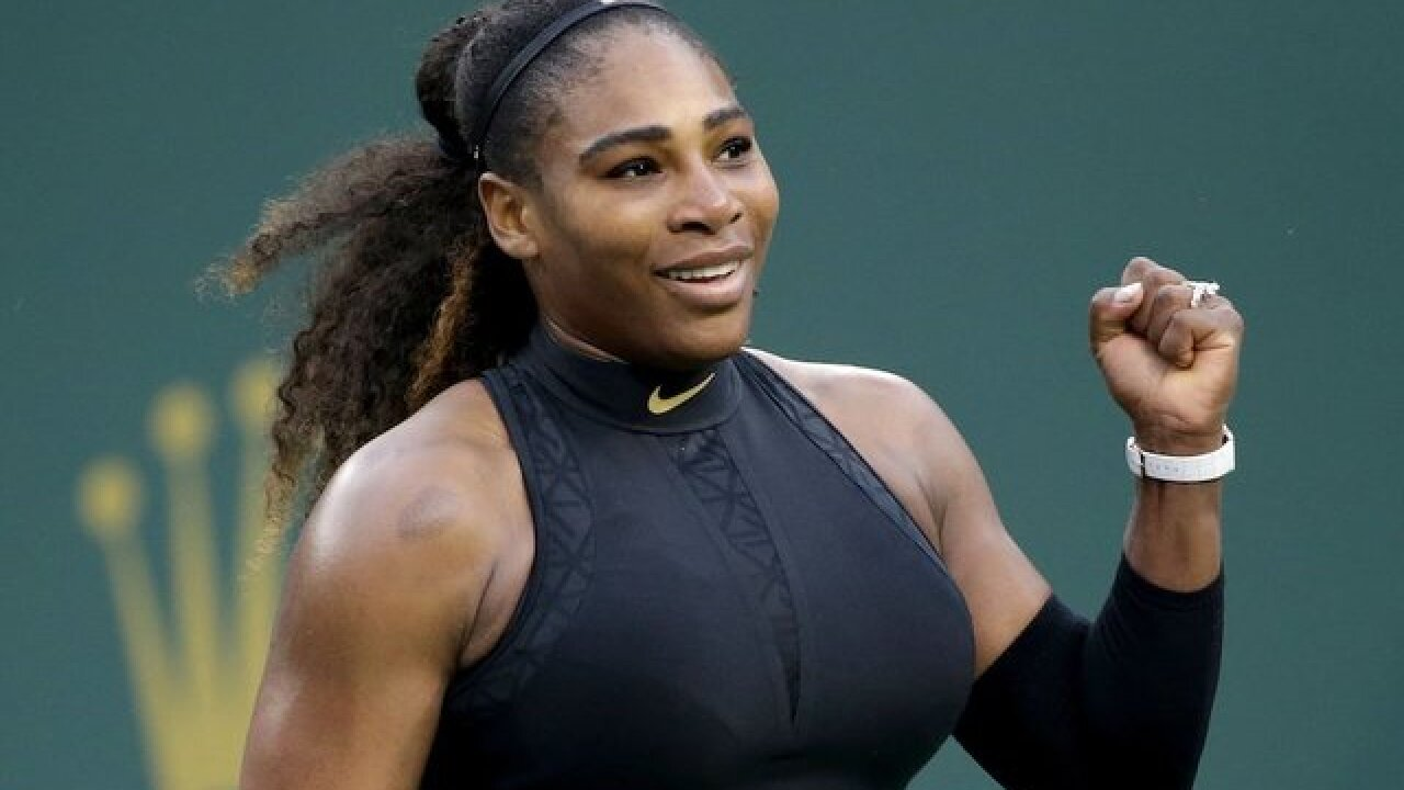 Serena Williams seeded for Wimbledon