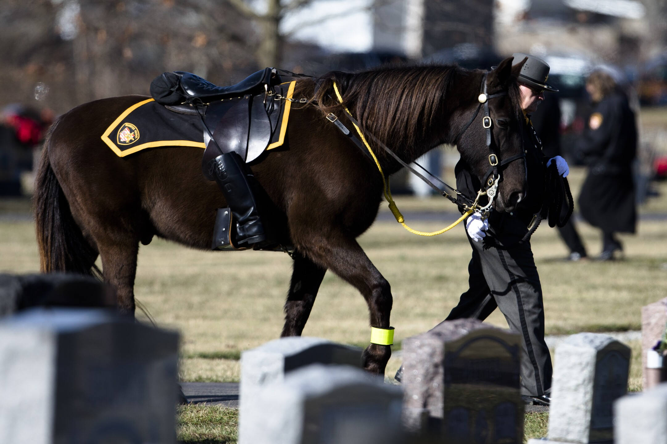 Police Burial Cemetary  148
