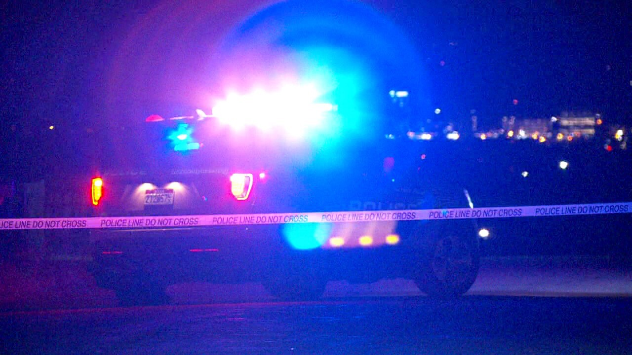 Man killed, two women hospitalized after overnight crash in Kearns