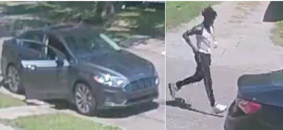 KDPS image suspect vehicle and suspect in Vanzee St shooting June 15, 2020.JPG