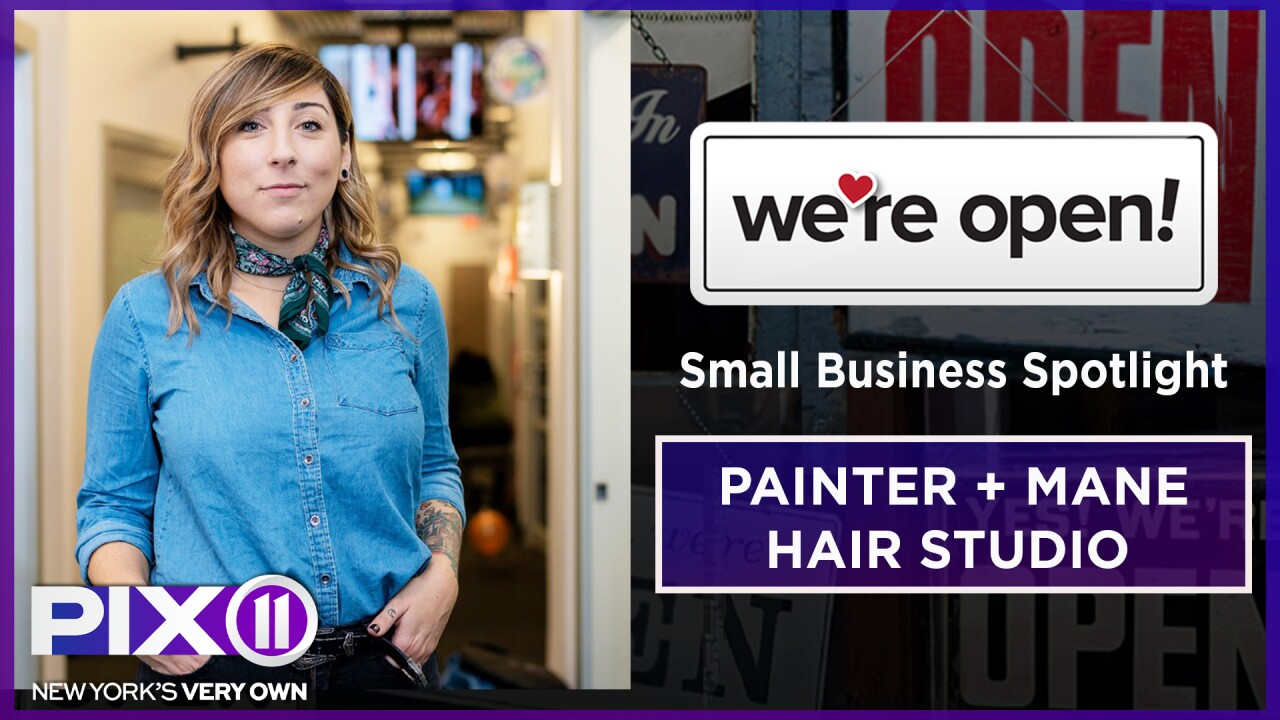 Small Business Spotlight: Painter + Mane