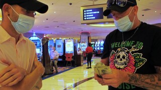 Gambling Revenue New Jersey