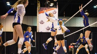 creighton volleyball ncaa tournament