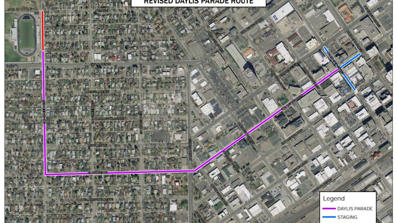 011320 Revised Daylis Parade Route.JPG
