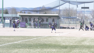 Belgrade Panthers softball sweeps Butte