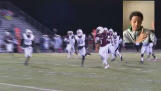 Hill's 'spin cycle' wins Friday Football Fever Play of the Night (Week 3)