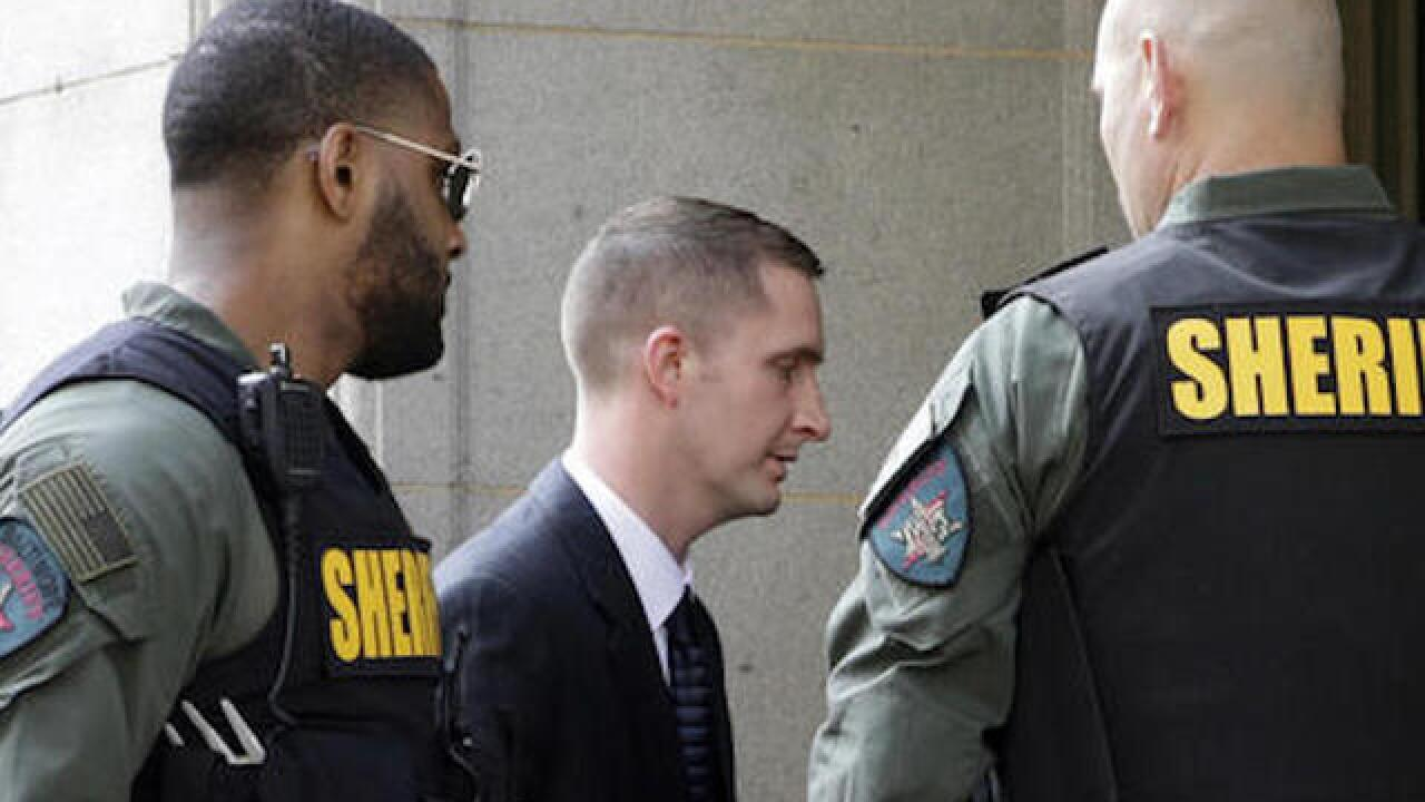 Officer acquitted in Freddie Gray case