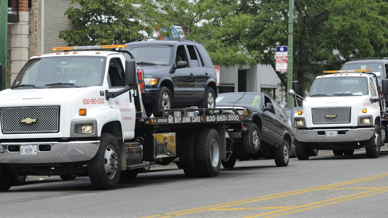 Are you protected when your car is towed?