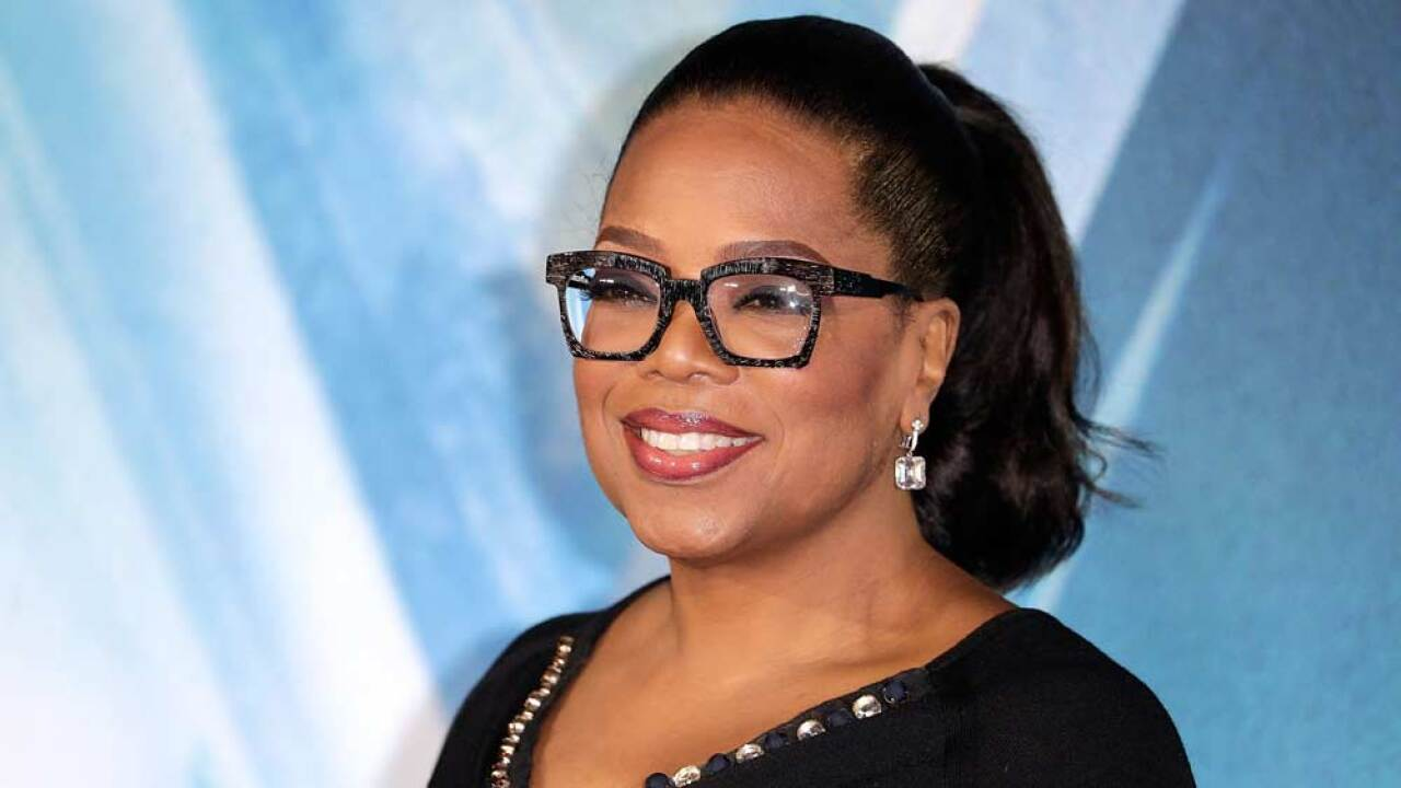 Oprah Winfrey attends the European Premiere of 'A Wrinkle In Time' at BFI IMAX on March 13, 2018 in London, England. (Photo by John Phillips/John Phillips/Getty Images)