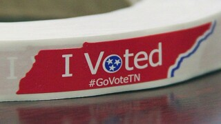 generic - vote sticker