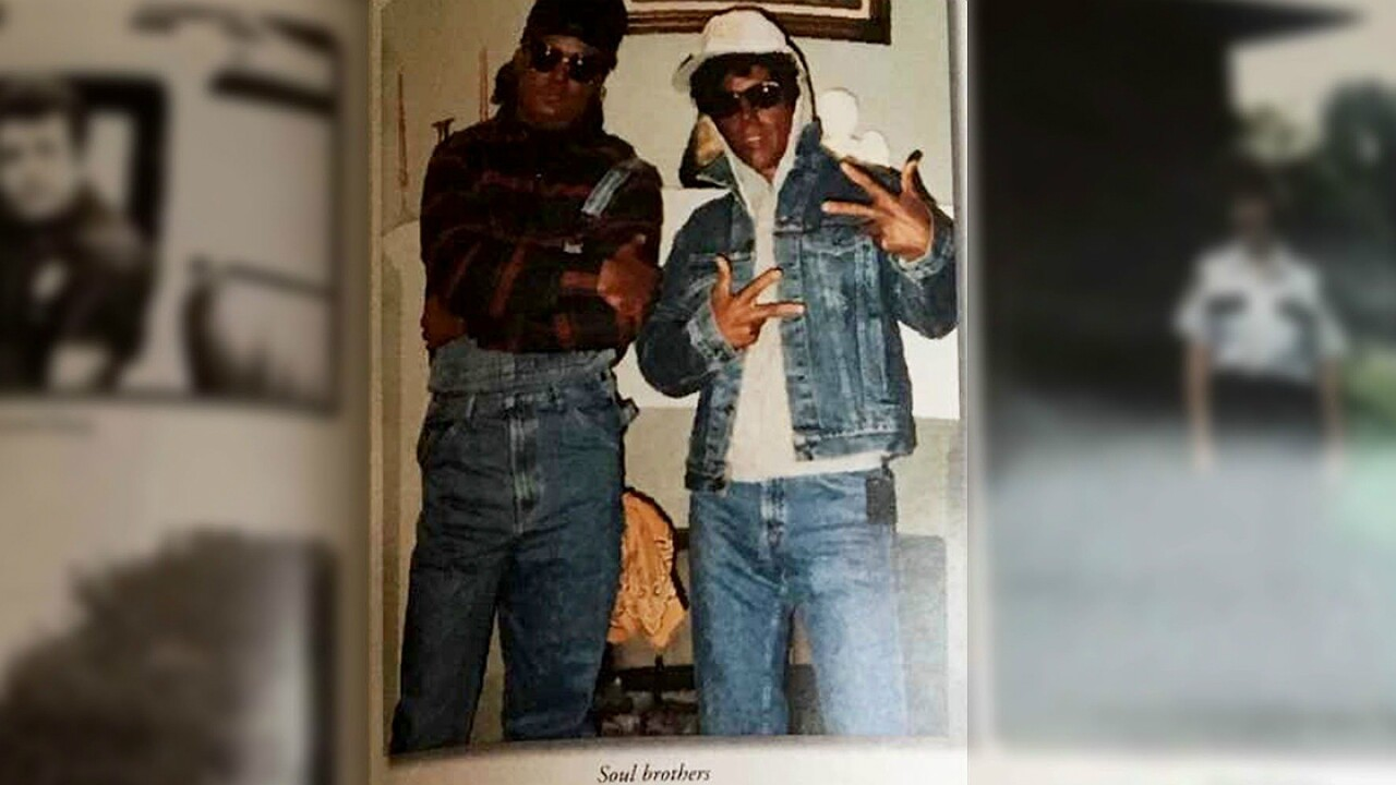 Yearbook photo shows Baton Rouge police officers dressed in blackface for undercover operation