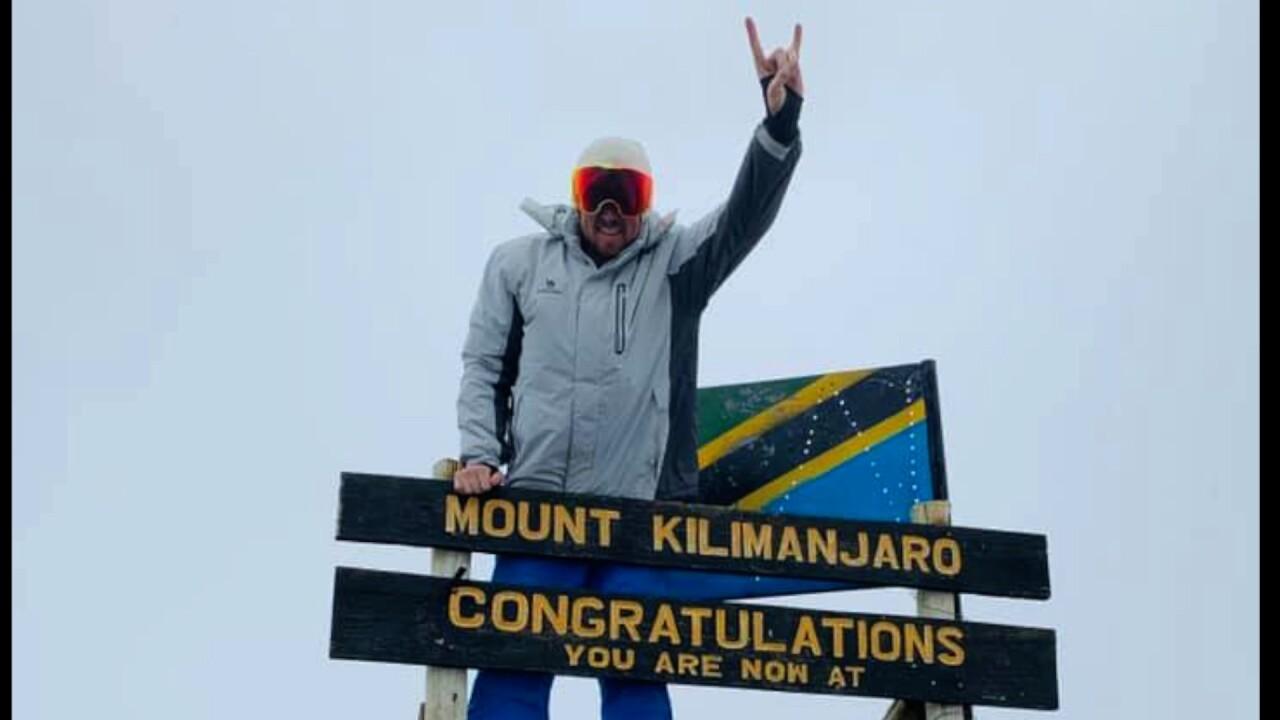 Now sober, Billings man kicks off 'Seven Summits' bucket list with Kilimanjaro climb