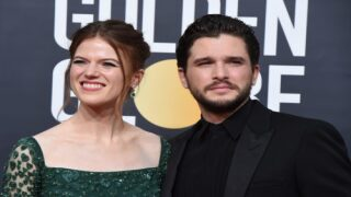 'Game Of Thrones' Actors Kit Harington And Rose Leslie Welcomed First Baby