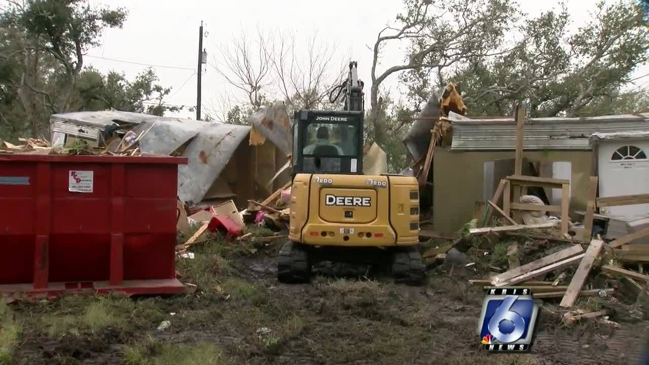 Rockport residents still recovering from Hurricane Harvey