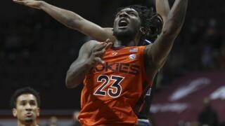 Duke Virginia Tech Basketball
