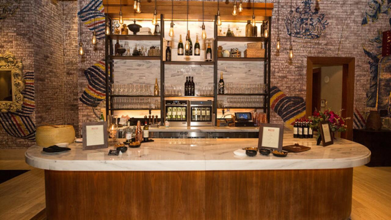 Chef Scott Conant opens Masso Osteria