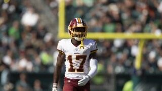 'Skins scoop: With letter as a 10 year-old, Redskins receiver Terry McLaurin is pigskinprophet