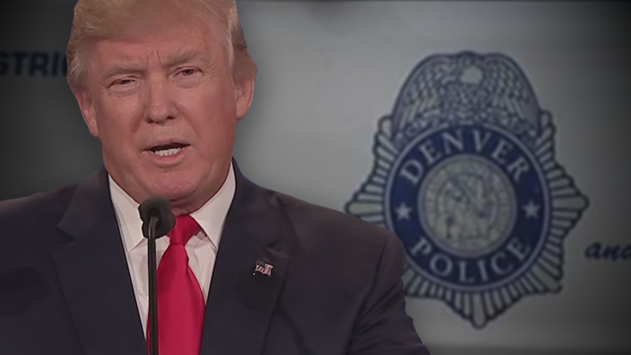 Denver Police will not participate in Trump's immigration enforcement