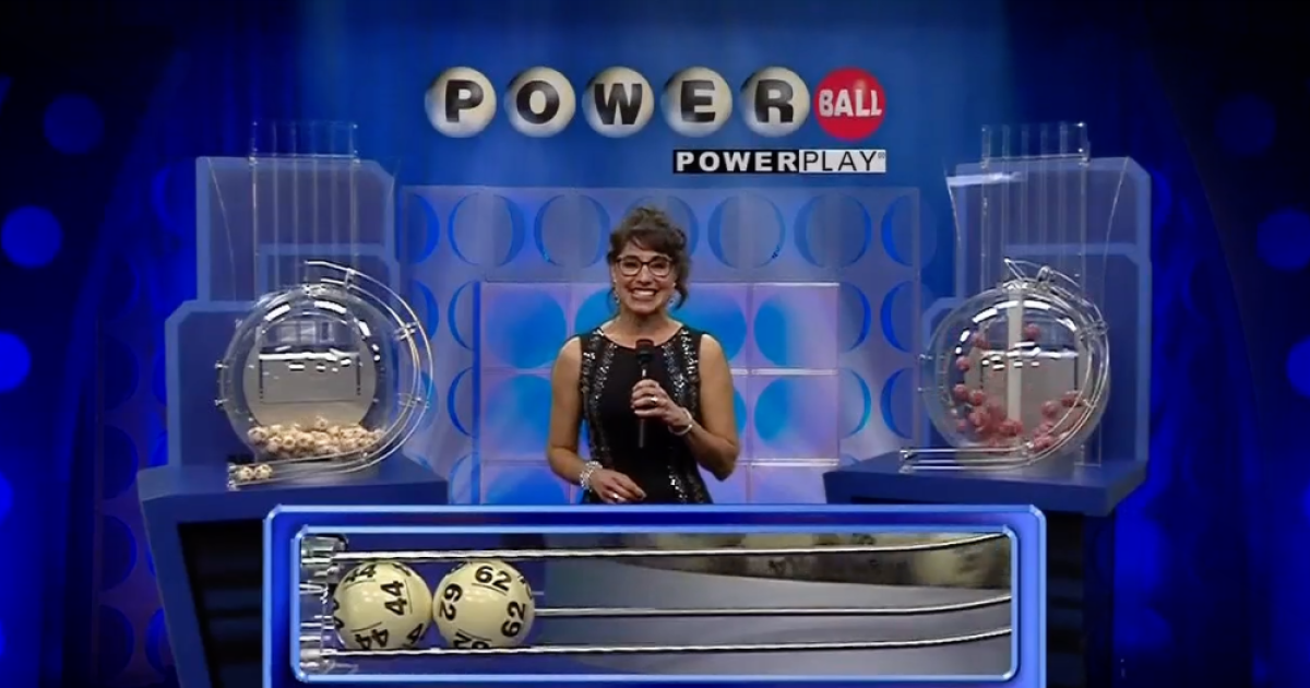 Powerball Lottery Drawing For March 27 2019 Winning Ticket Sold In