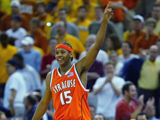 PHOTOS: NCAA Tournament MOPs since 2000