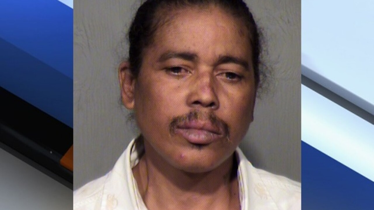 PD: Phoenix caregiver headbutts non-verbal autistic man