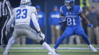 MIddle Tennessee Kentucky Football