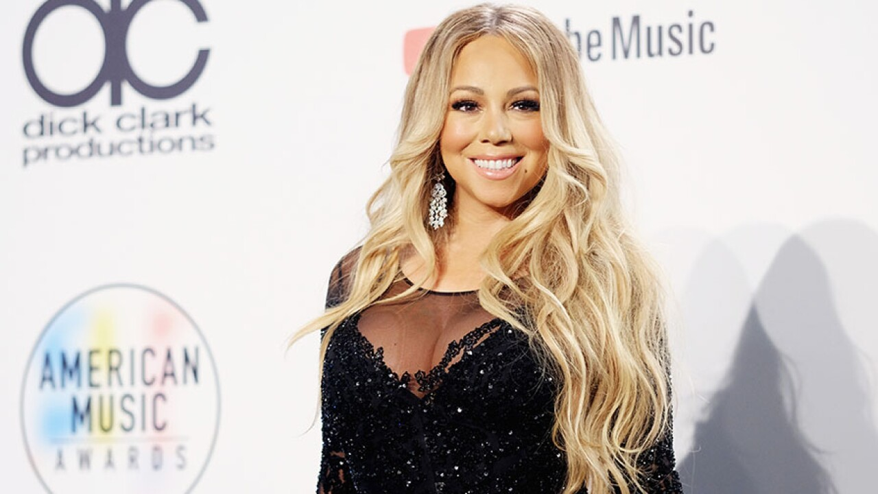 Mariah Carey's Christm... Mariah Carey Streaming Record