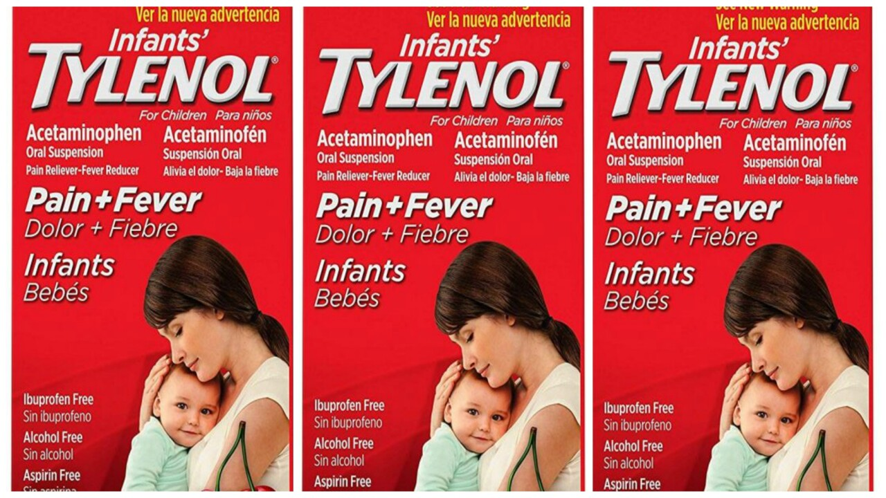 How to get up to $15 back in the Johnson & Johnson infant Tylenol class-action lawsuit settlement