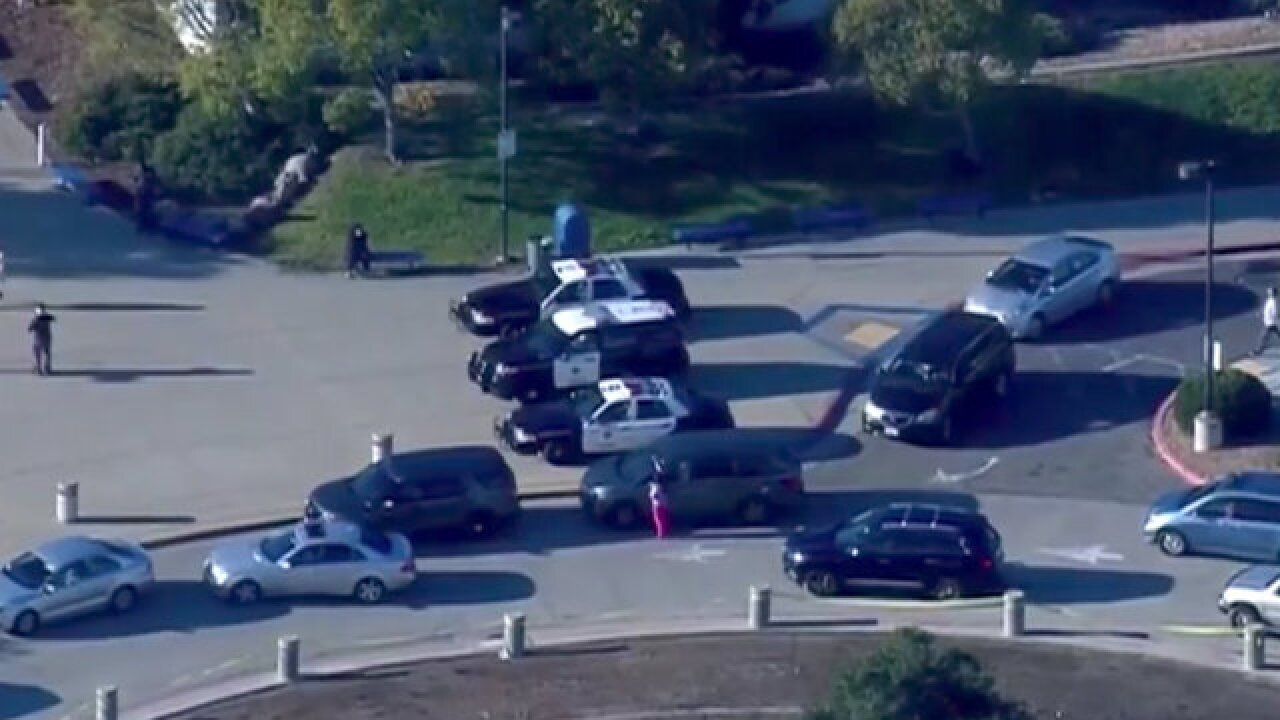 Rancho Bernardo High School goes on 'secure campus' following threat